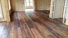 Antique Rock Elm Plank Flooring 56