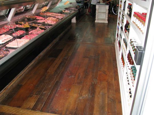 Antique Rock Elm Plank Flooring 59