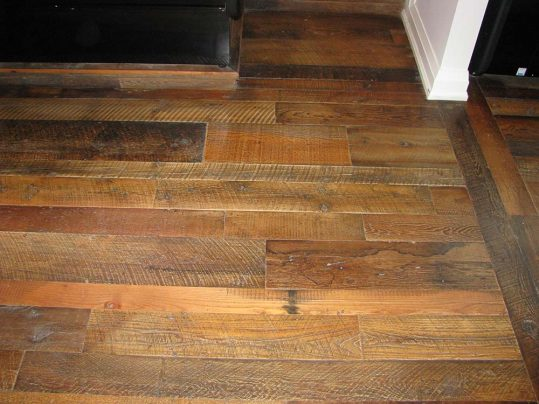Antique Rock Elm Plank Flooring 60