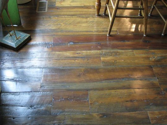 Antique Rock Elm Plank Flooring 11