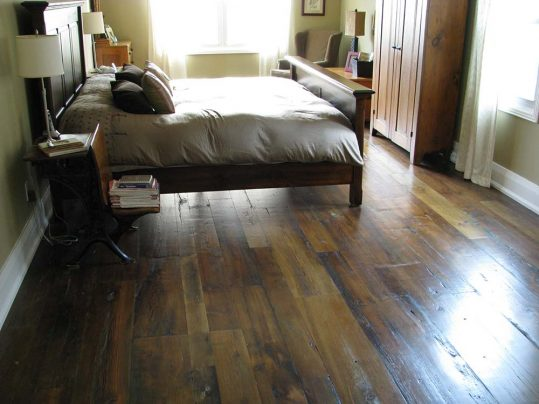 Antique Rock Elm Plank Flooring 12