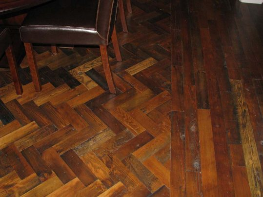 Antique Rock Elm Plank Flooring 14