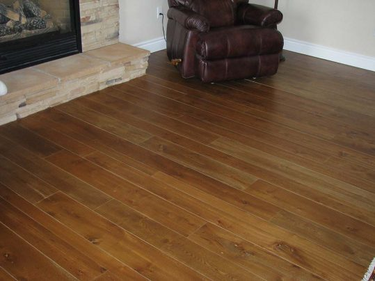Antique Rock Elm Plank Flooring 22