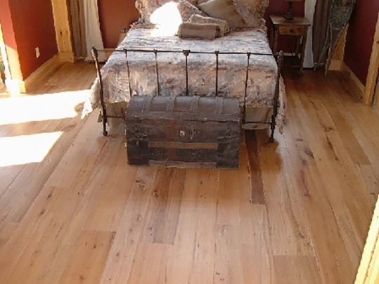 Antique Rock Elm Plank Flooring 1