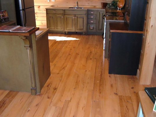 Antique Rock Elm Plank Flooring 2