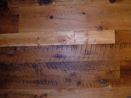 Antique Rock Elm Plank Flooring 4