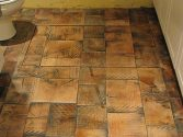 Antique Rock Elm Plank Flooring 48