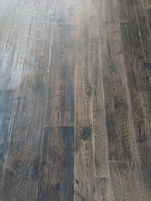 Antique Rock Elm Plank Flooring 54